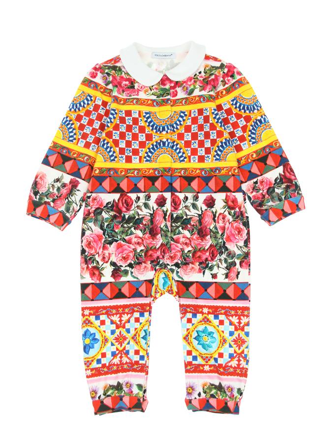 Комбинезон Dolce&amp;Gabbana для малышейОдежда<br><br>