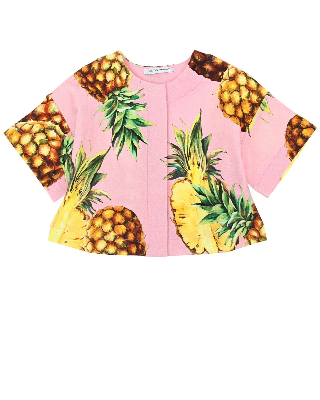 Куртка трикотаж Dolce&amp;Gabbana для малышейВерхняя одежда<br><br>