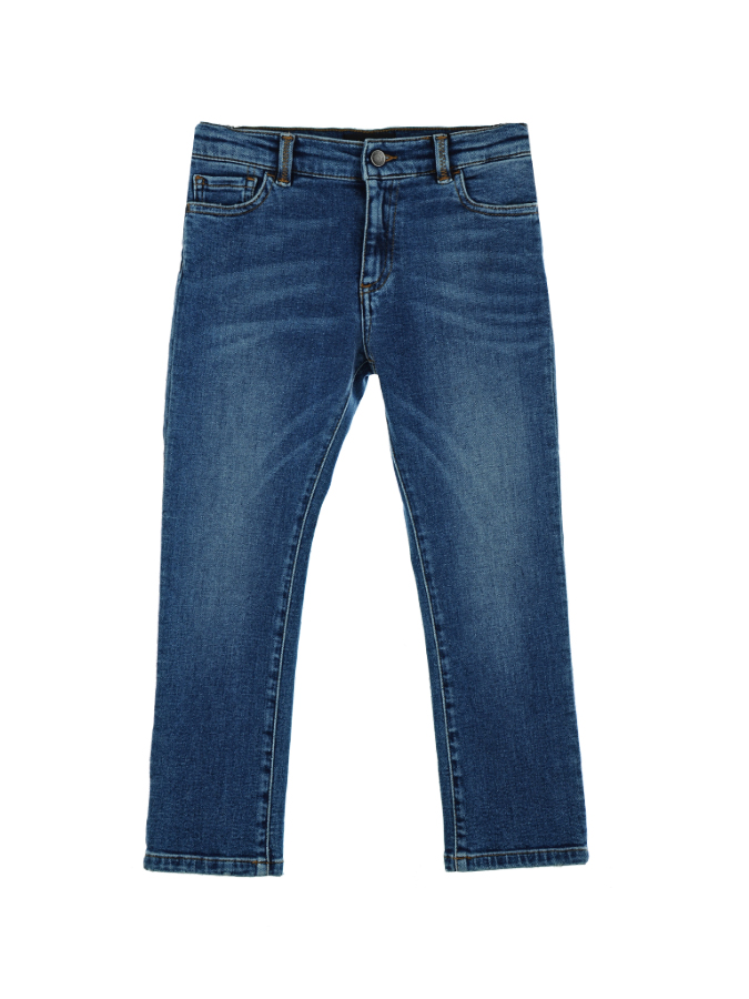 Брюки джинсовые Dolce&Gabbana для мальчиков