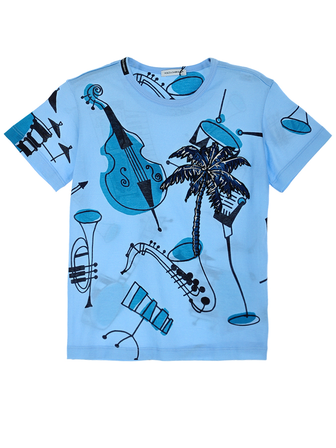 Футболка Dolce&amp;GabbanaФутболки, Майки, Поло<br><br>