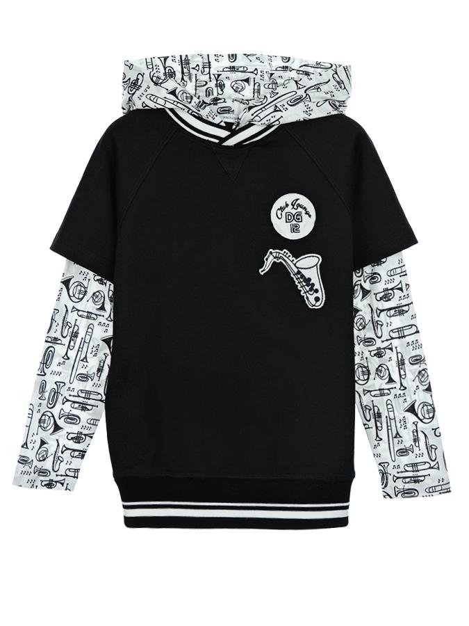 Свитшот Dolce&amp;Gabbana для мальчиковОдежда<br><br>