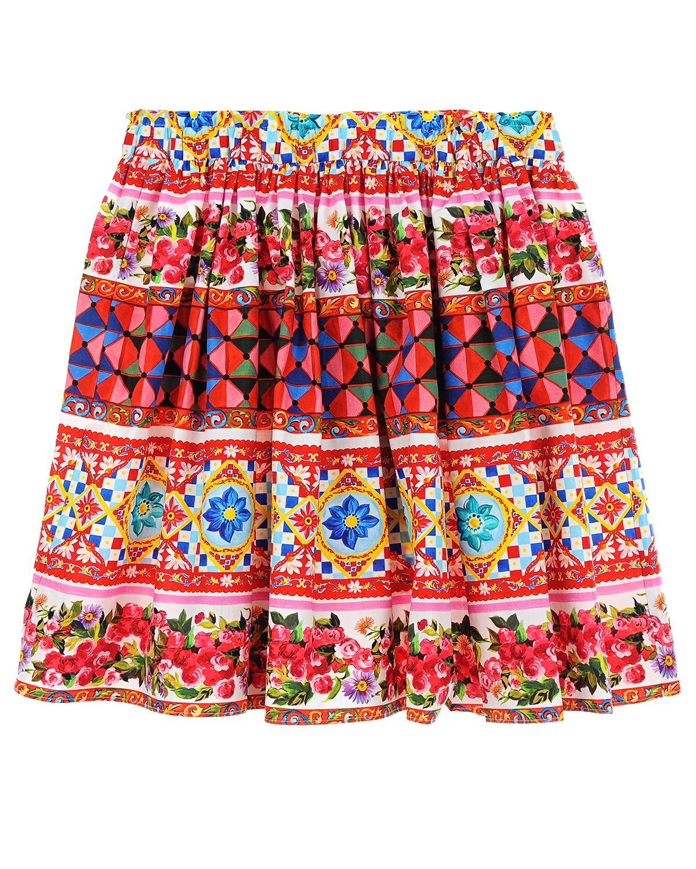 Юбка Dolce&amp;Gabbana для девочекОдежда<br><br>