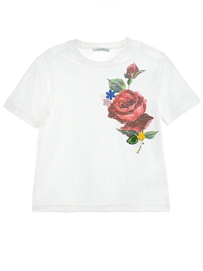 Футболка Dolce&amp;GabbanaОдежда<br><br>
