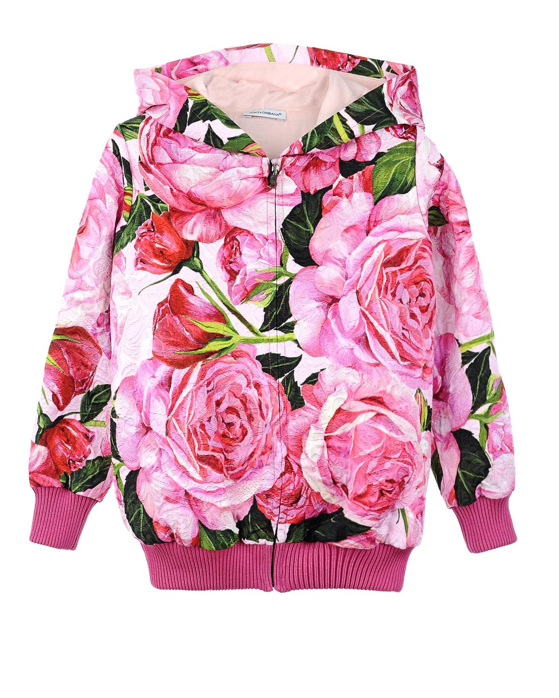 Куртка Dolce&amp;Gabbana для девочекВерхняя одежда<br><br>