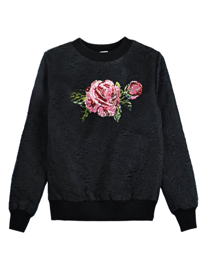 Свитшот Dolce&amp;Gabbana для девочекОдежда<br><br>