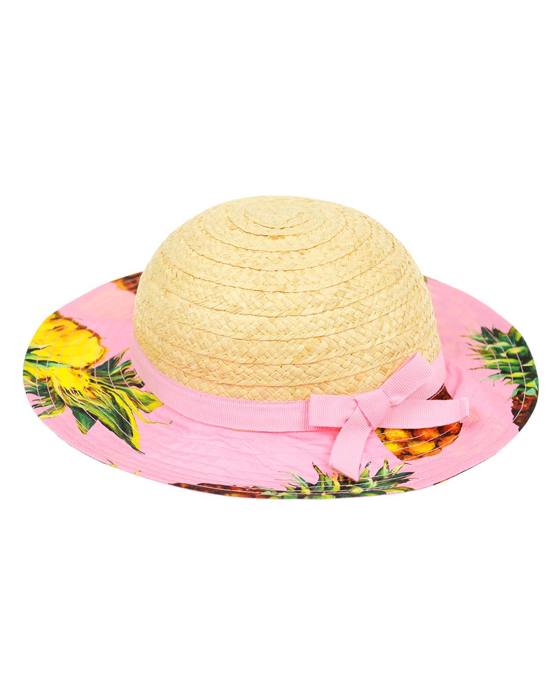 Шляпа Dolce&amp;Gabbana для девочекГоловные уборы<br><br>