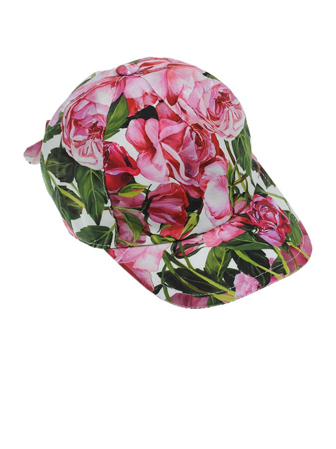 Бейсболка Dolce&Gabbana для девочек