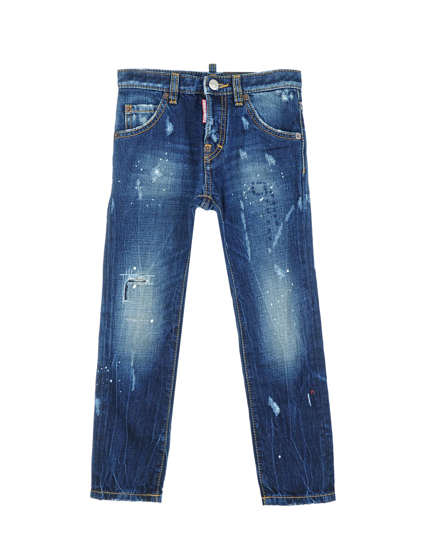 Брюки джинсовые Dsquared2 для мальчиков