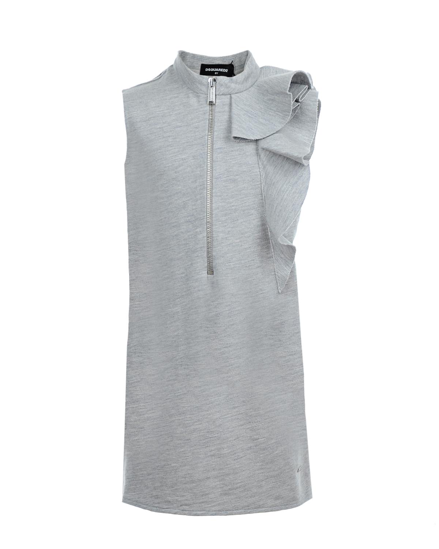 Платье Dsquared2 для девочекОдежда<br><br>