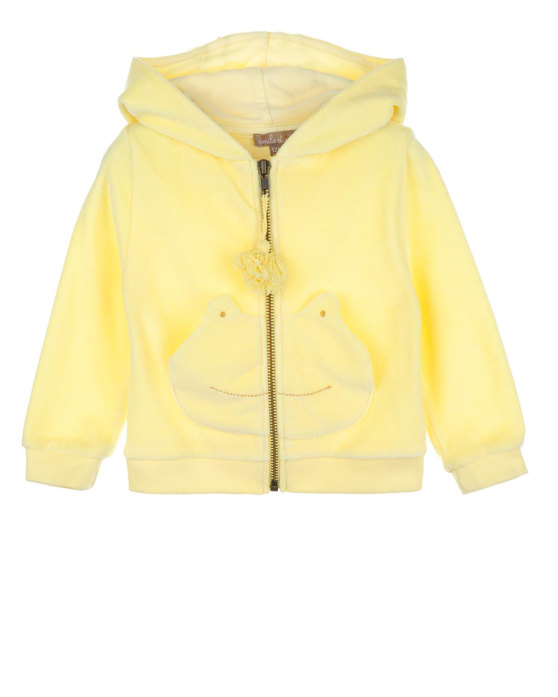 Куртка спортивная Emile et Ida для малышейОдежда<br><br>