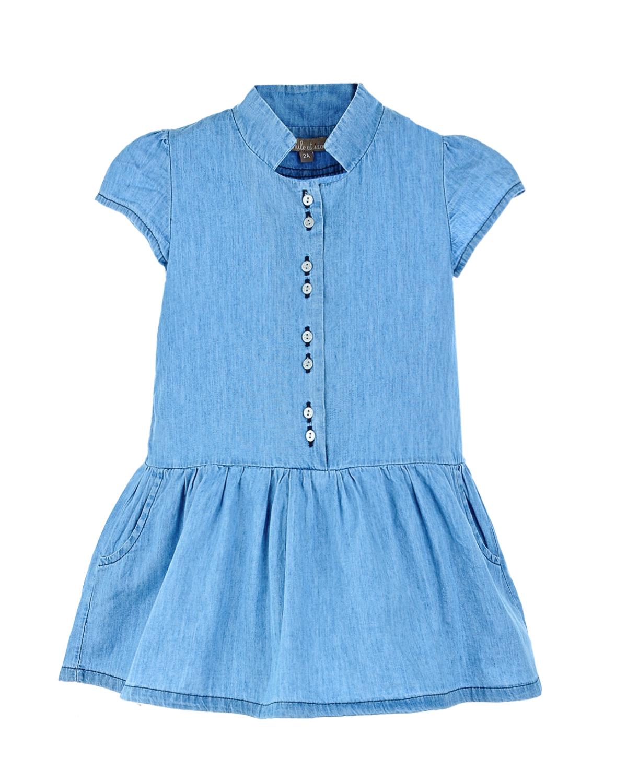 Платье Emile et Ida для девочекОдежда<br><br>