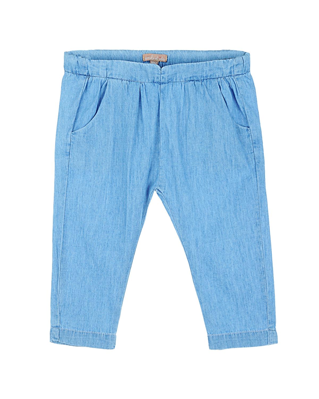 Брюки джинсовые Emile et Ida для малышейОдежда<br><br>