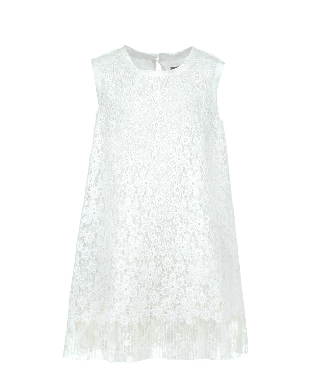 Платье Ermanno Scervino для девочекОдежда<br><br>