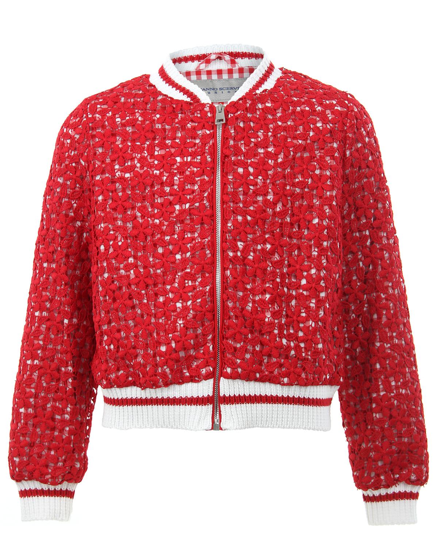 Куртка Ermanno Scervino для девочекКуртки демисезонные<br><br>