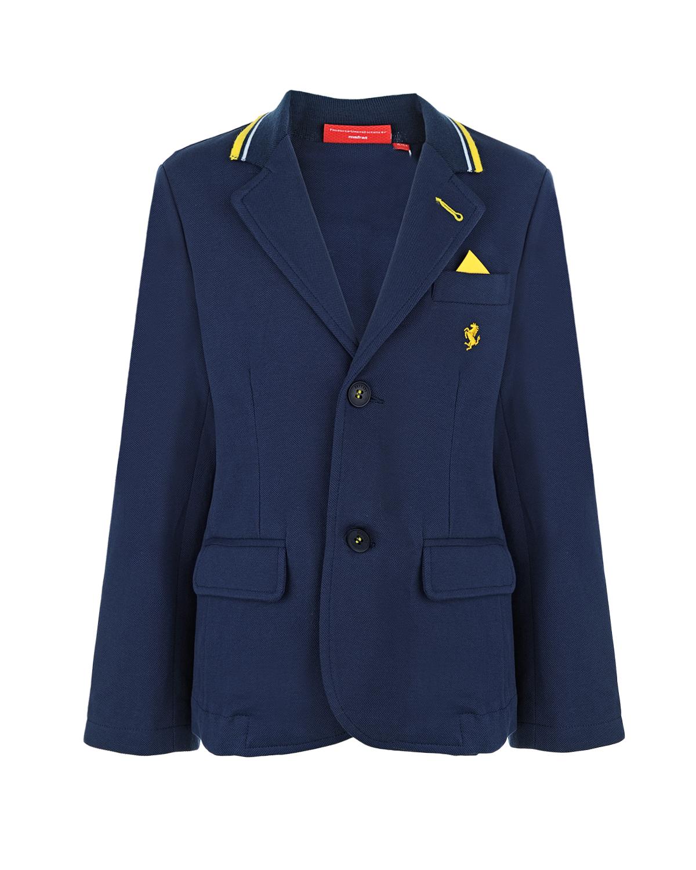 Пиджак Ferrari для мальчиковКостюмы, Пиджаки, Жилеты<br><br>