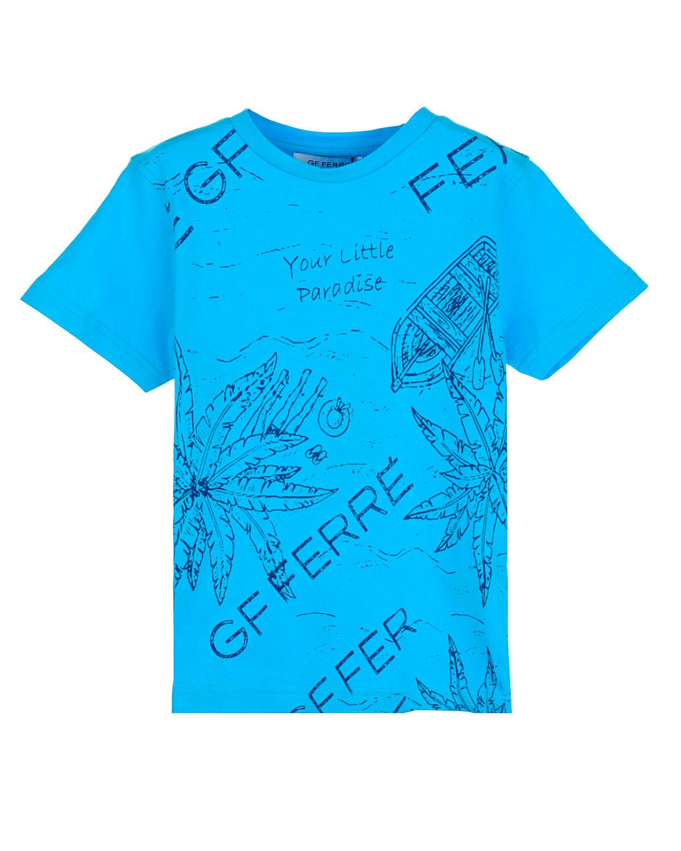 Футболка Gf Ferre для мальчиков