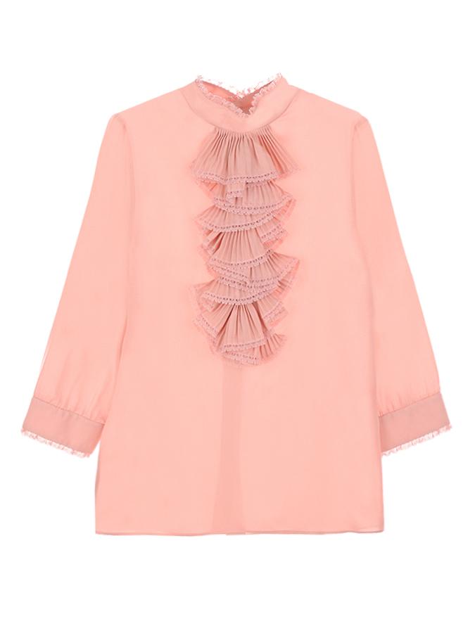 Блуза Gucci для девочекБлузы, Рубашки, Туники<br><br>