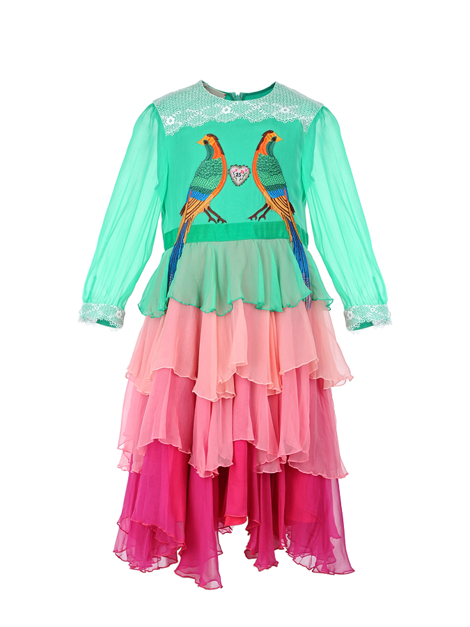 Платье Gucci для девочекПлатья, Сарафаны<br><br>