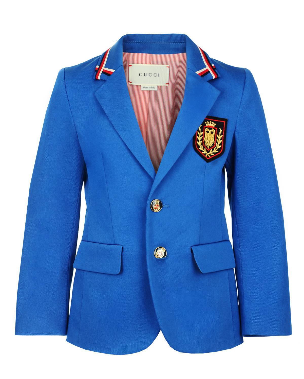 Пиджак Gucci для мальчиковКостюмы, Пиджаки, Жилеты<br><br>