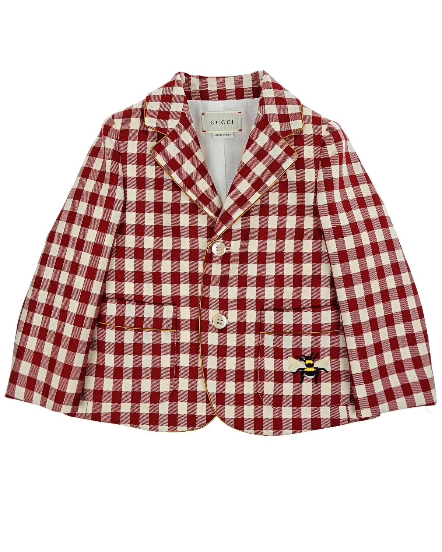 Пиджак Gucci для малышейКостюмы и пиджаки<br><br>