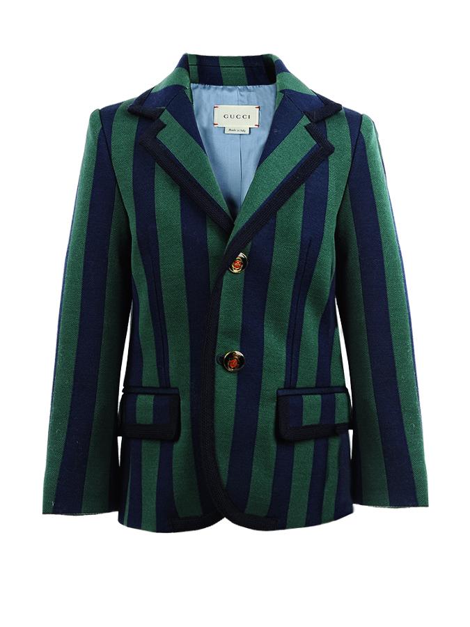 Пиджак Gucci для малышей