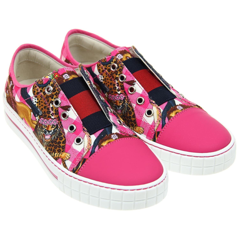 Кеды Gucci для девочекКеды<br><br>