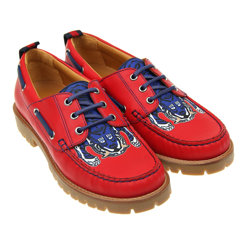 Ботинки низкие Gucci для мальчиковОбувь<br><br>