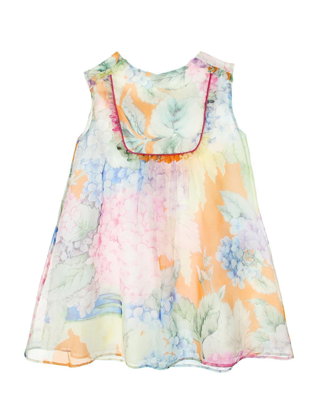 Платье Gucci для малышейОдежда<br><br>