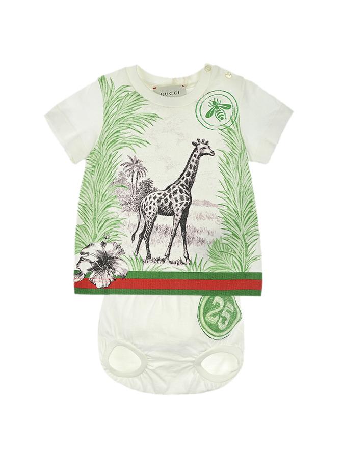 Подарочный набор Gucci для малышей