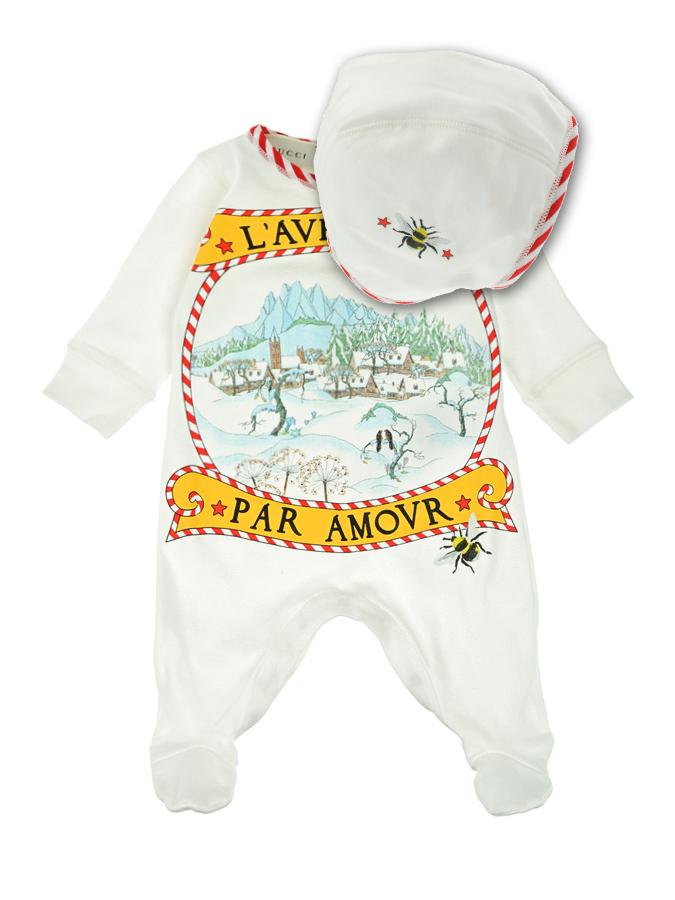 Комплект 2 дет Gucci для малышей