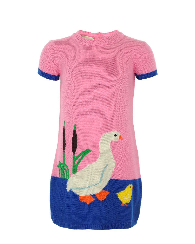 Платье Gucci для малышейПлатья, Сарафаны<br><br>
