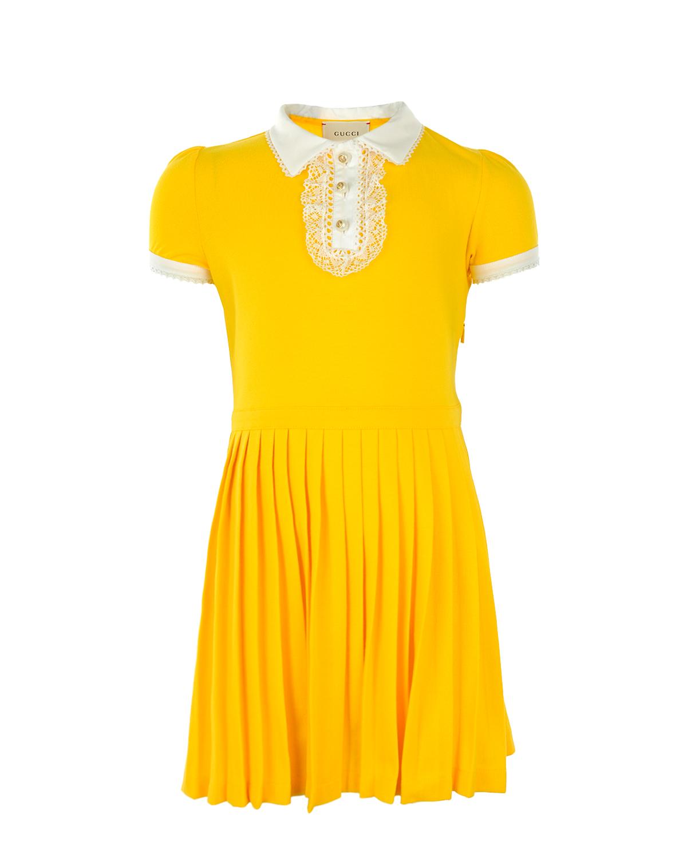 Платье Gucci для девочекОдежда<br><br>