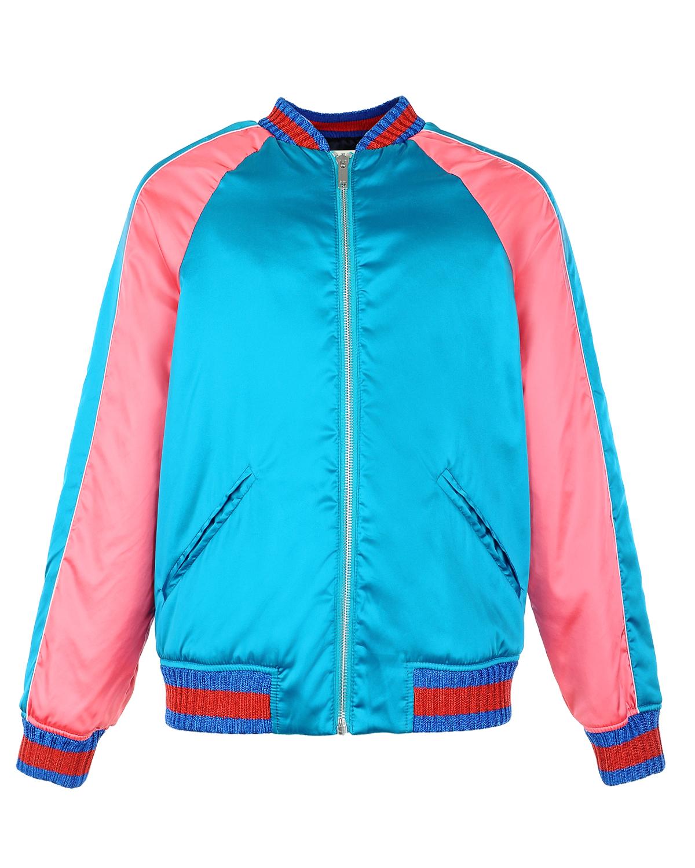 Куртка Gucci для девочекКуртки демисезонные<br><br>