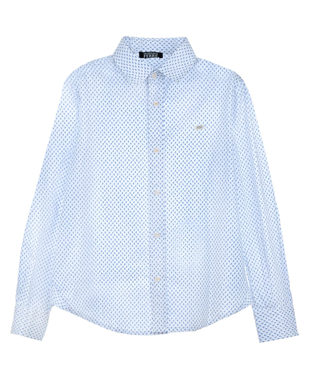 Рубашка Gianfranco Ferre для мальчиковРубашки<br><br>