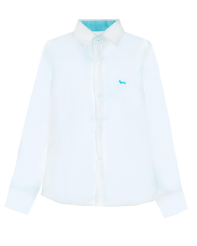 Рубашка Harmont&amp;Blaine для мальчиковОдежда<br><br>