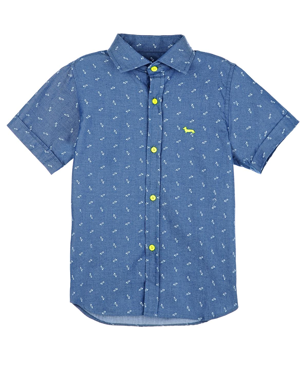 Рубашка Harmont&amp;Blaine для мальчиковРубашки<br><br>
