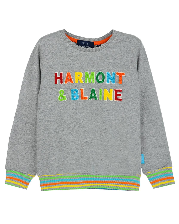 Свитшот Harmont&amp;Blaine для мальчиковОдежда<br><br>