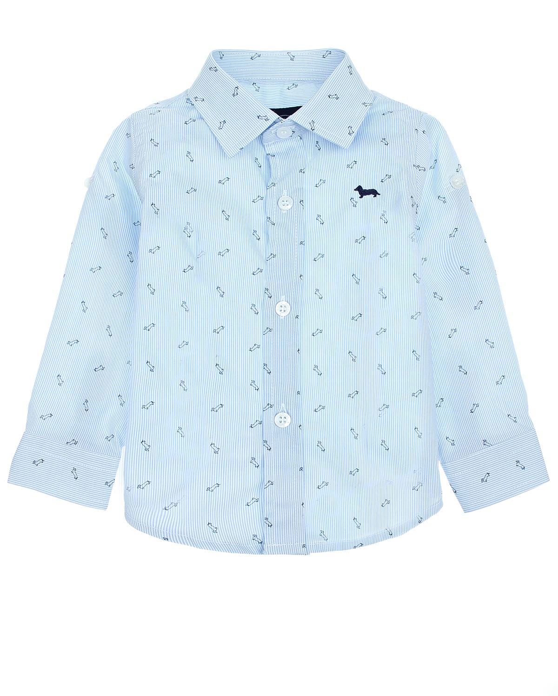 Рубашка Harmont&amp;Blaine для малышейОдежда<br><br>
