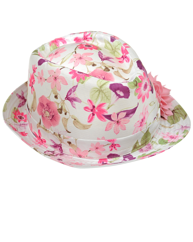 Шляпа Il Trenino для девочекШляпы<br><br>