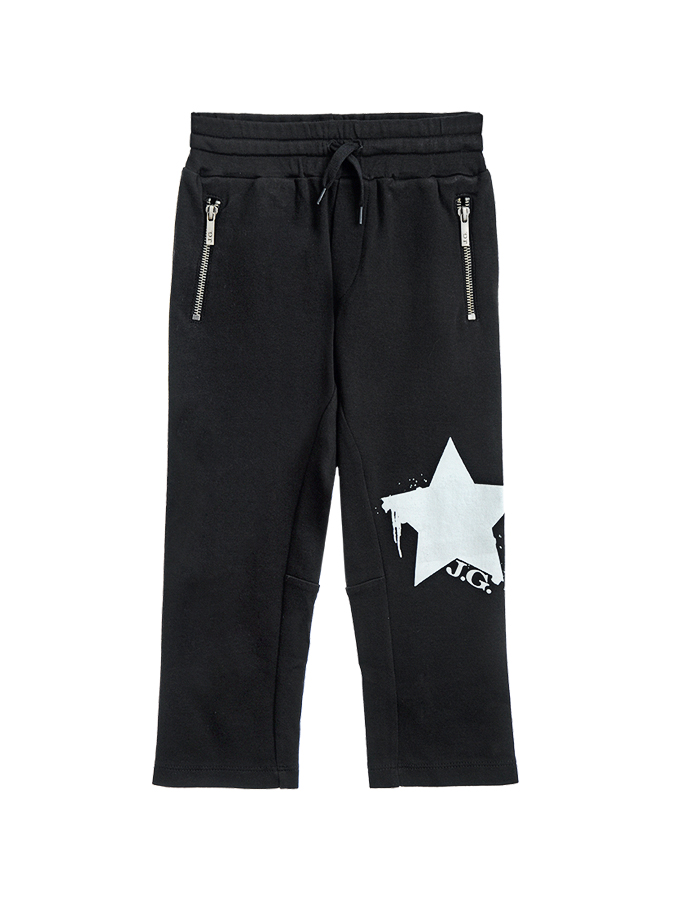Брюки спортивные John Galliano для мальчиковСпортивная одежда<br><br>