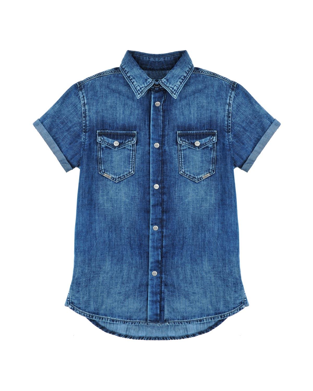 Рубашка John Galliano для мальчиковОдежда<br><br>