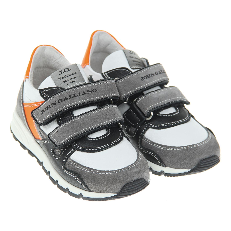 Кроссовки John Galliano для малышейКроссовки<br><br>