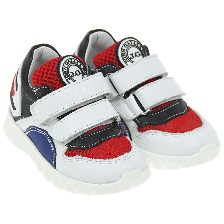Кроссовки John Galliano для малышей