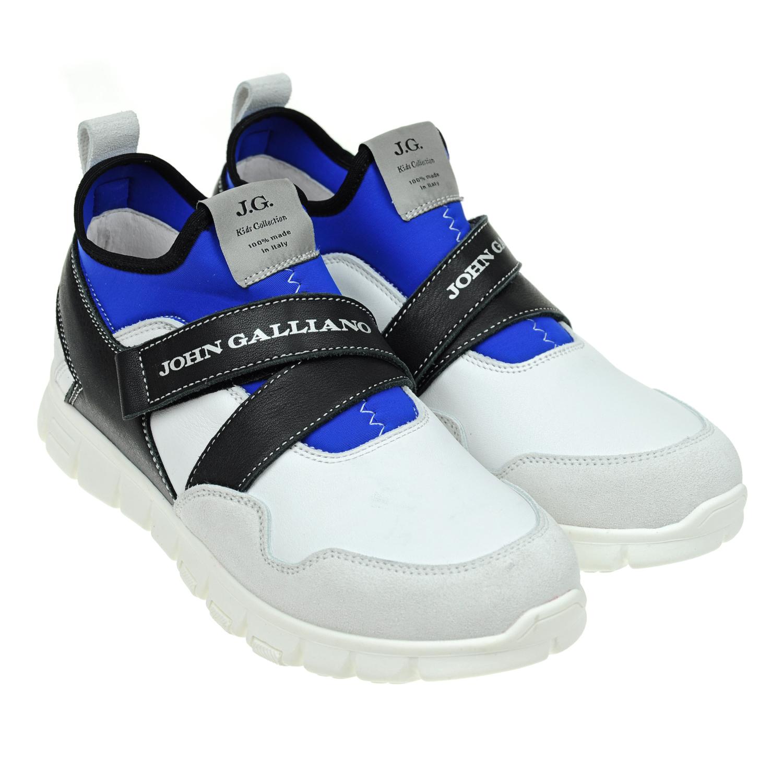 Кроссовки John Galliano для мальчиковКроссовки<br><br>