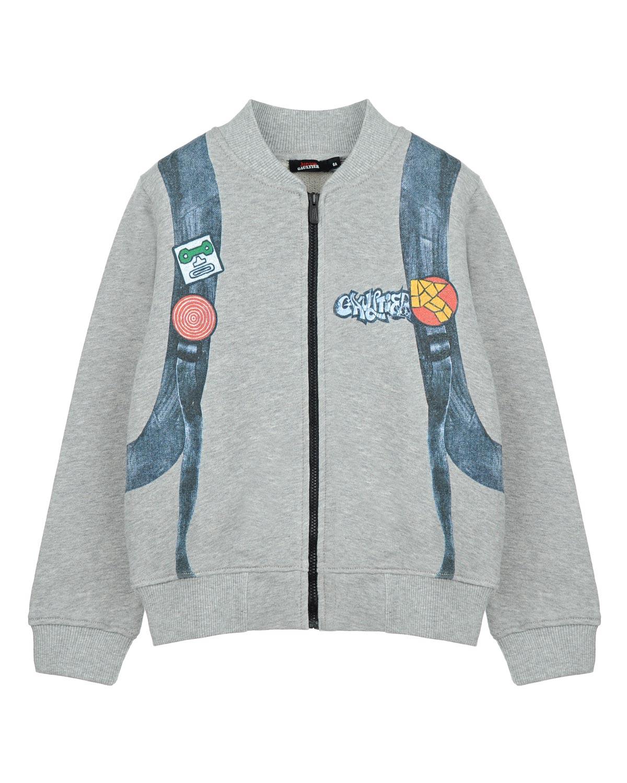 Куртка спортивна Junior Gaultier дл мальчиковОдежда<br><br>