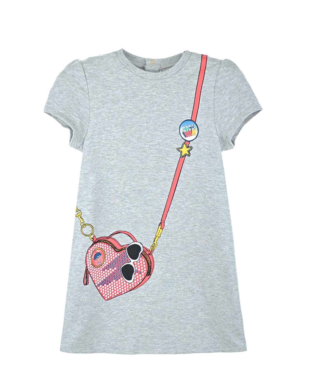 Платье Little Marc Jacobs для малышей