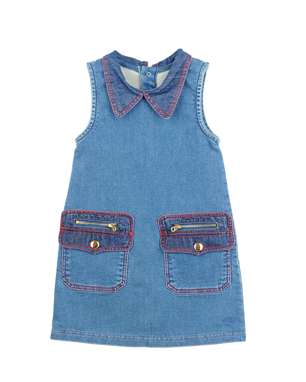 Сарафан Little Marc Jacobs для малышей