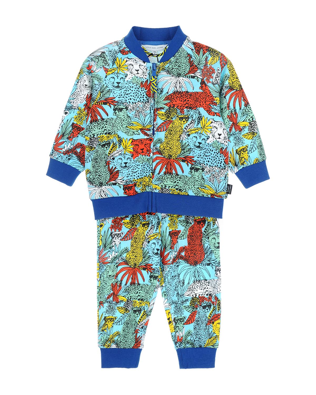Костюм спортивный Little Marc Jacobs для малышейОдежда<br><br>