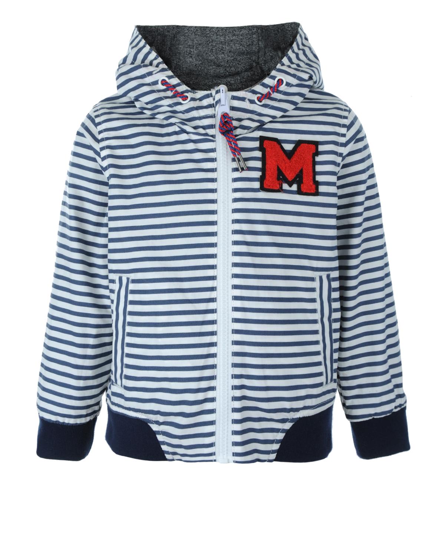Куртка спортивная Little Marc Jacobs для малышейОдежда<br><br>