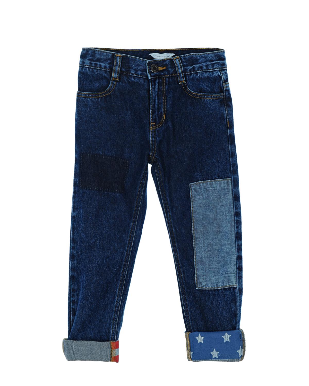 Брюки джинсовые Little Marc Jacobs для мальчиковОдежда<br><br>